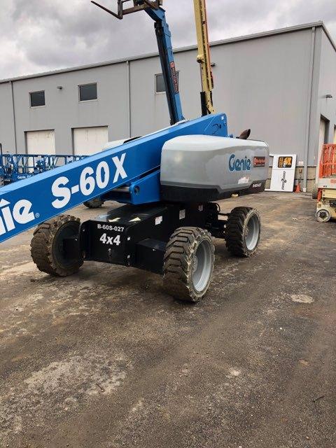 2015 Genie S-60X